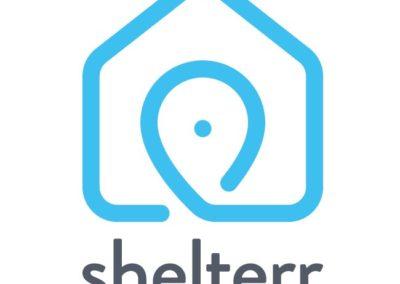 Nouveau logo Shelterr